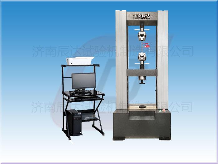 电子万能试验机的使用的检查事项和工作原理