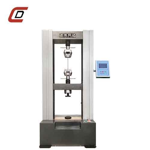 电子万能试验机的使用标准以及控制原理