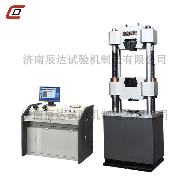 电子万能试验机使用准备事和变形测量